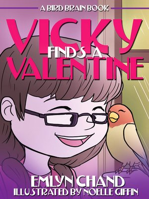cover image of Vicky Finds a Valentine